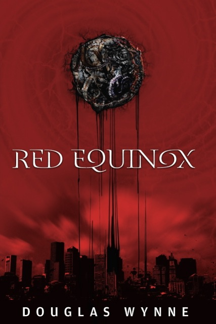Red Equinox by Douglas Wynne cover art
