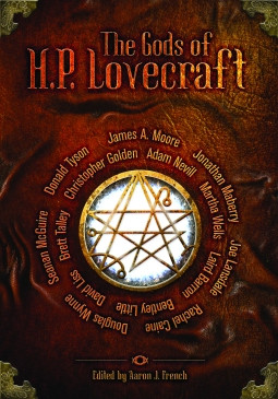 The Gods of H.P. Lovecraft Cover Image